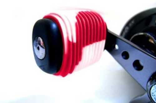 Reel Grip Handle Knob Grip 2pk Maroon & White Md#: 1156