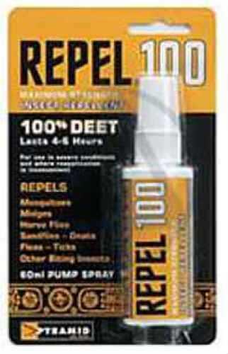 Cutter-Repel Repel Insect Repellent 100% Deet 1oz Pump 402000