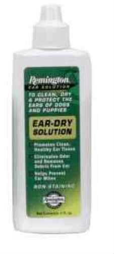 Coastal Pet Products Remington Ear-Dry Solution 4oz Bottle R6225