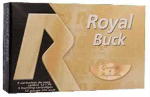 Rio Ammunition Rio Royal Buckshot #4 Ammunition 12ga 2-3/4 #4 21P 5Box B1221
