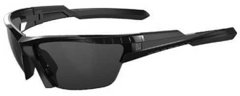 5.11 Inc CAVU Half Frame Sunglasses Black 52029