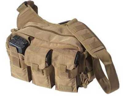 5.11 Inc Tactical Bail Out Bag Bag Flat Dark Earth Soft 8.5x12x4.5 56026