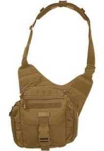 5.11 Inc Tactical Push Pack Bag Flat Dark Earth Soft 8.5x8.5x4 56037