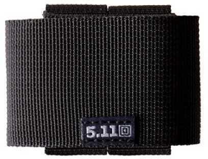 5.11 Inc TacTec Holster Pouch Holster Black Belt, Velcro, and Web platform compatible 56087