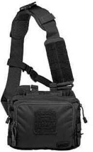 5.11 Inc Tactical 2-Banger Bag Black 56180
