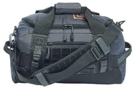 5.11 Inc Tactical NBT Duffle Mike Duffle Bag Double Tap Black 56183