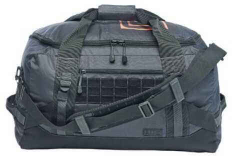 5.11 Inc Tactical NBT Duffle Lima Duffle Bag Double Tap Black 56184