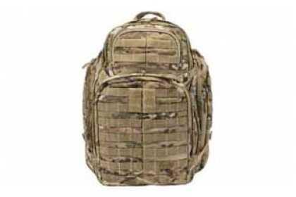 5.11 Inc Tactical RUSH 72 Backpack MultiCam 23x15x8 56956
