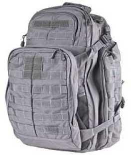 5.11 Inc Tactical RUSH 72 Backpack Storm 58602