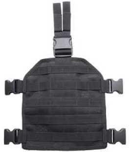5.11 Inc Thigh Rig Platform Ambidextrous Black Soft 58633