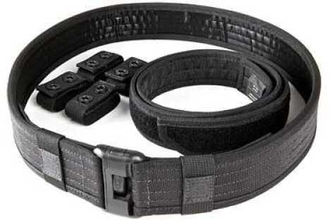 5.11 Inc Tactical Belt L Black Sierra Bravo Duty Belt 59505