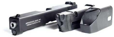 "Advantage Arms Conversion Kit 22LR 4.49"" Barrel Fits Glock 17/22 Black Finish 1-10 Rounds Magazine Includes Range Bag AAC17-2"