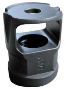 Advanced Armament Muzzle Brake Non-Silencer Mount Muzzle Brake 1/2 x 28 RH Black 556NATO 101529