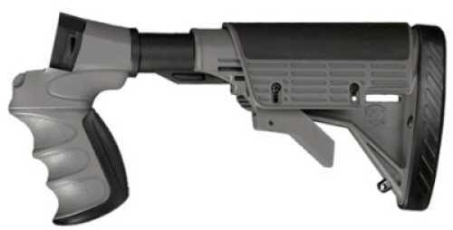 Advanced Technology Intl. ATI Scorpion Talon Stock Destroyer Gray Scorpion Pistol Grip/Talon Tactical Stock/Scorpion Buttpad Trito A.1.40.1140
