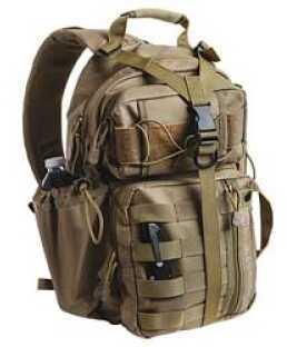 Allen Cases M&P Lite Force Gear Bag Tan Soft SW4266