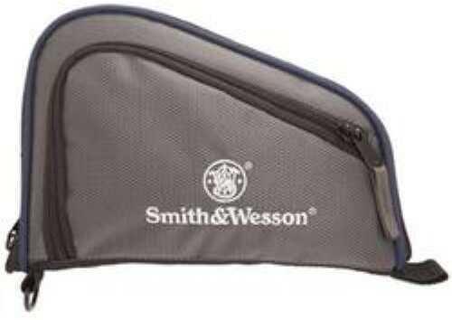 "Allen Cases Allen S&W Protector Single Handgun Silver Soft 13"" SW4294"