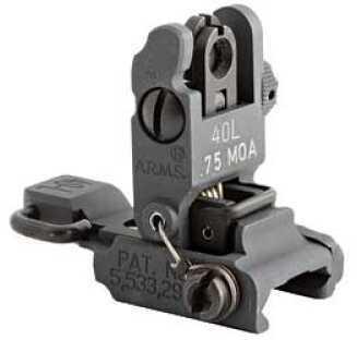A.R.M.S., Inc. Sight Black ARMS #40 Low Profile 40L