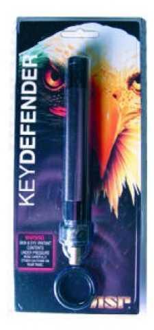 ASP Key Defender Pepper Spray 2oz w/Heat Black 55154