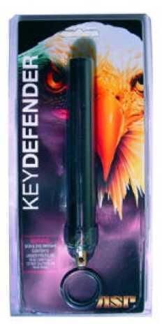 ASP Key Defender Pepper Spray 2oz w/Heat Black Text 55157