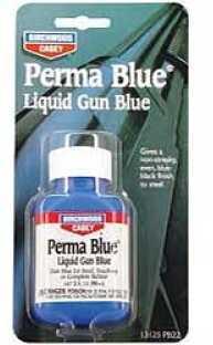 Birchwood Casey Perma Blue Liquid 3oz Gun Blue 6/Pack Blister Card 13125