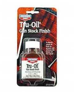 Birchwood Casey Tru-Oil Liquid 3oz Stock Finish 6/Pack Blister Card 23123
