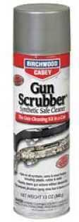 Birchwood Casey Gun Scrubber Synthetic Safe Cleaner Liquid 13 oz 6/Pack Aerosol Can 33344