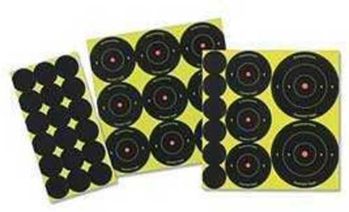 "Birchwood Casey Bc SHOOTNC Be AST 72/1"" 36/2"" 24/3"""