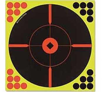"Birchwood Casey Bc SHOOTNC 8"" Rnd X TGT 6/Targets"