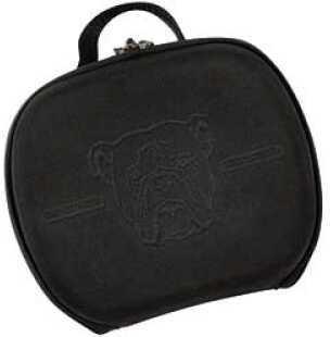 "Bulldog Cases BD Pistol Case 9X12"" Black Molded Nylon (Ff) 502"