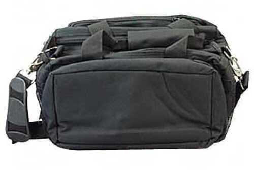 Bulldog Cases Black Range Bag Deluxe, w/Strap BD910