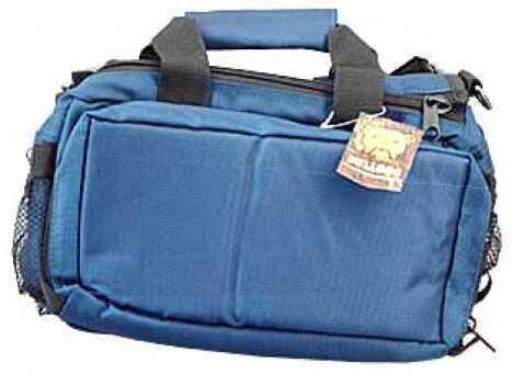 Bulldog Cases Deluxe Range Bag Navy Soft BD911