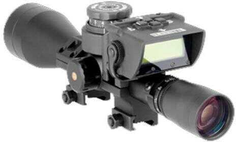 Barrett Firearms Barrett Optical Range System, Fits Leupold MK4 M1, No Rings, Black 13830