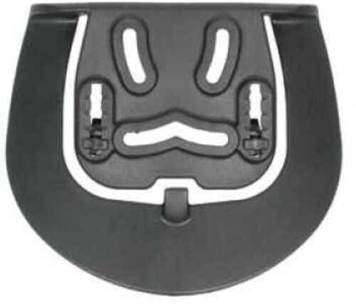 BlackHawk Paddle Adapter With Screws, Black