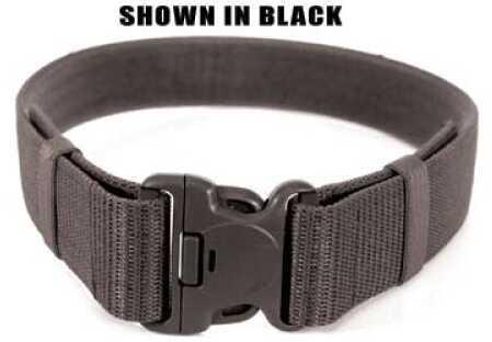 "BlackHawk Products Group Belt Up to 43"" Black Modernized Web Belt 41WB02BK"