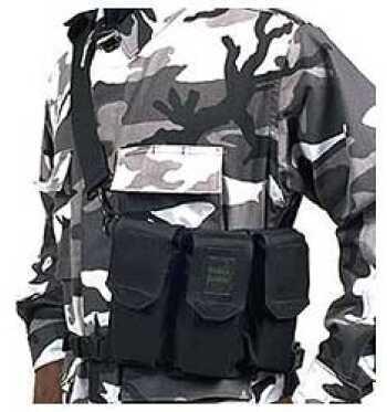 BlackHawk Products Group Rifle Bandoleer Black 55SOS1BK