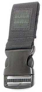 BlackHawk Products Group Elite Omega Leg Extender Black Quick Release 56DLE2BK