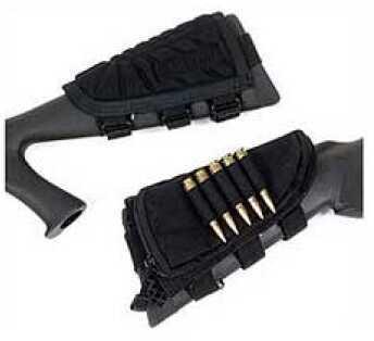 BlackHawk Products Group IVS Rifle Cheek Pad Black 90CP05BK