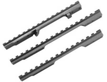 Badger Balm Short Action Scope Rail mnt Black Intergral Recoil Lug, Torx screws for mounting Rem 700 RH-SA 30606 30606F