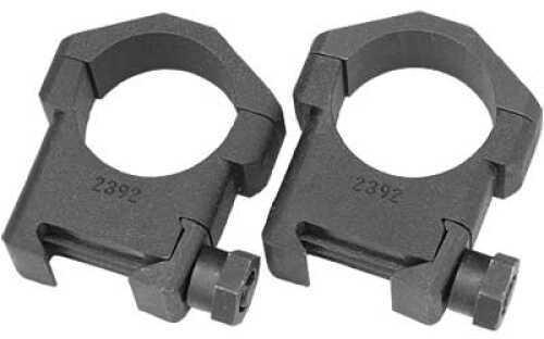 Badger Balm High Ring Black Torx Screws 30mm Rings 30609