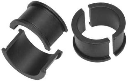 "Badger Balm Ring Insert Black 30mm to 1"" Ring Reducer 30612"