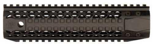 Black Rain Ordnance Free Float Quad Rail Black Mid Length BRO-FFR-M-BLK-308