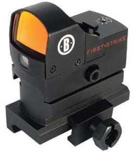 Bushnell FIRST STRIKE Red Dot Picatinny Matte 5MOA w/ Mount AR730005