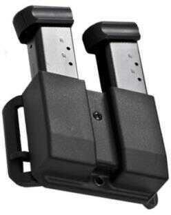 Blade-Tech Blade Tech Industries Revolution Dmp - Double Mag Pouch Double Mag Pouch Ambidextrous Black Glock 10