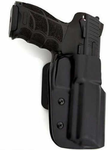 "Blade-Tech Blade Tech Industries OWB Holster Belt Holster Right Hand Black 5"" Sig 1911 With Rail Hard ASR"