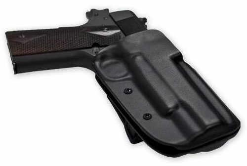 Blade-Tech Blade Tech Industries OWB Holster Belt Holster Right Hand Black FNX-45 Tactical Hard Tek-Lok HOLX000