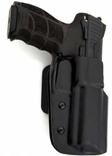 """Blade-Tech Blade Tech Industries OWB Holster Belt Holster Right Hand Black 5"""" 1911 Hard ASR HOLX000889071886"""