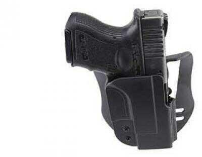 Blade-Tech Blade Tech Industries Revolution Belt Holster Right Hand Black Glock 26/27/33 Hard Asr & Paddle Holx