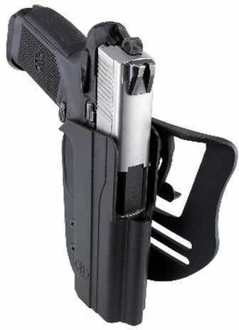Blade-Tech Blade Tech Industries Revolution Combo Pack Belt Holster Right Hand Black FNH .45 Hard Combo Pack: R