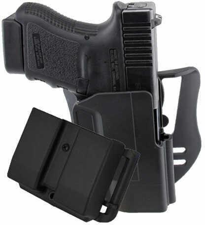 Blade-Tech Blade Tech Industries Revolution Combo Pack Belt Holster Right Hand Black M&P Hard Combo Pack: Revol
