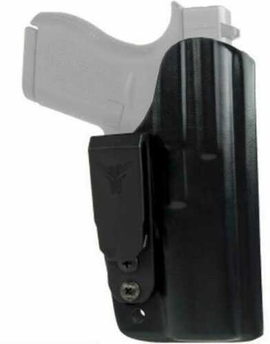Blade-Tech Blade Tech Industries IWB Klipt Ambi Inside The Pants Holster Ambidextrous Black Glock 42 Hard Appen
